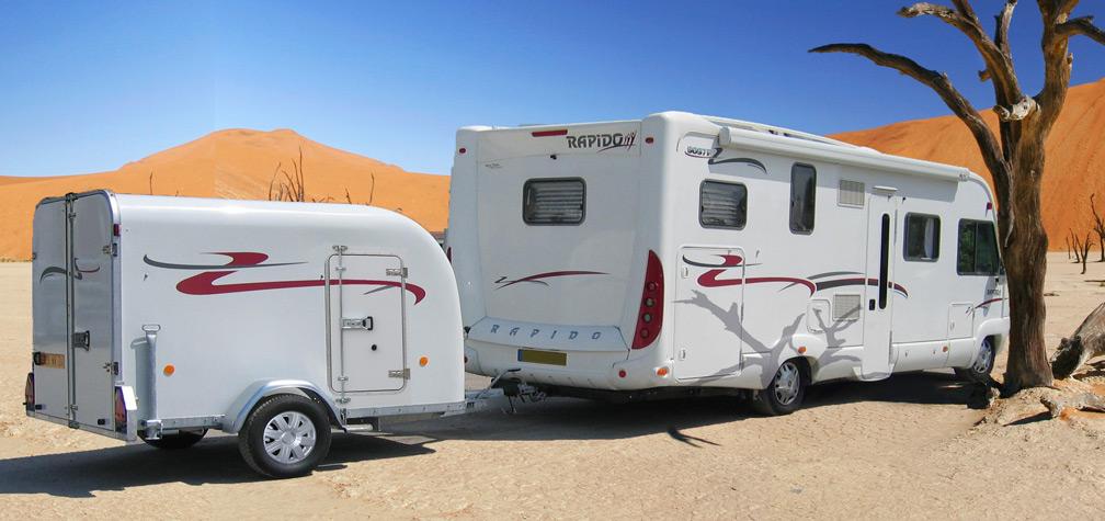 Fautras for Salon du camping car lyon