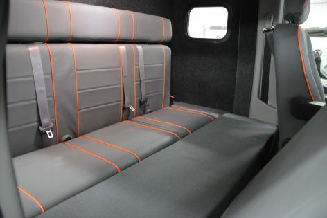 Camion vl duras fautras for Camion americain interieur cabine